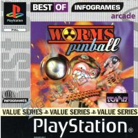 Playstation (Value Series): Worms: Pinball - Complete